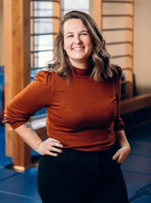 Audrey Paquin